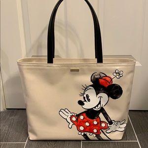 Kate Spade Disney Minnie Mouse tote bag